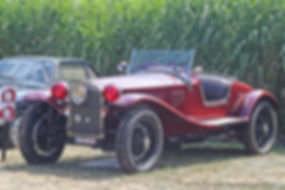 Lancia Lambda VIII - 1929