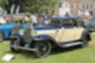 Bugatti Type 49 Faux Cabriolet - 1932
