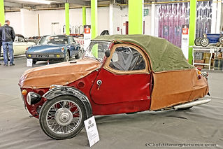 Jawa Velorex 350 - 1968