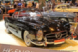 Mercedes-Benz 300 SL 1957