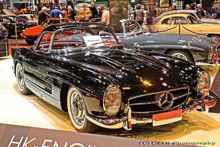 Mercedes-Benz 300 SL 1957