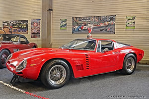 Bizzarrini Grifo 5300 GT - 1966