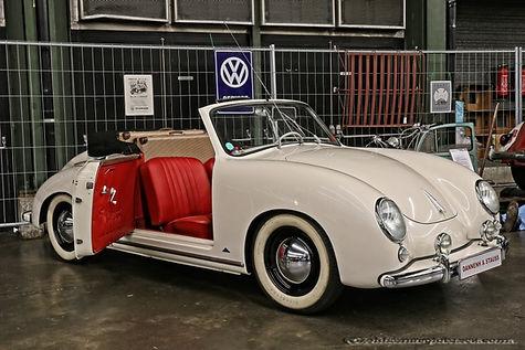 VW Dannenhauser & Stauss Sportcabriolet - 1953