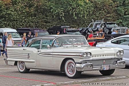 Oldsmobile Super 88 - 1958