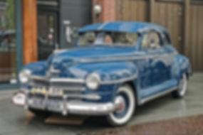 Plymouth Special de Luxe - 1948