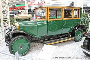 De Dion Bouton Limousine - 1922