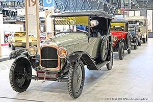 Citroën Type A - 1919