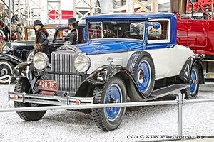 Packard Straight Eight Coupé - 1929