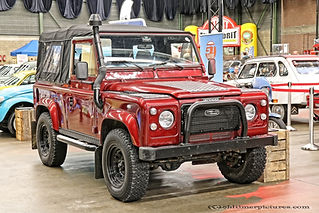 Land Rover Defender - 2002