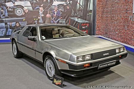 DeLorean DMC-12 - 1982