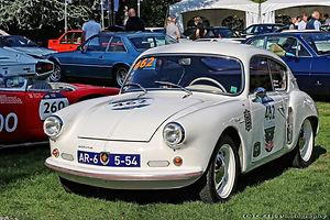Alpine A106 Mille Miles - 1957