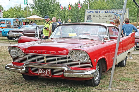 Plymouth Savoy - 1957