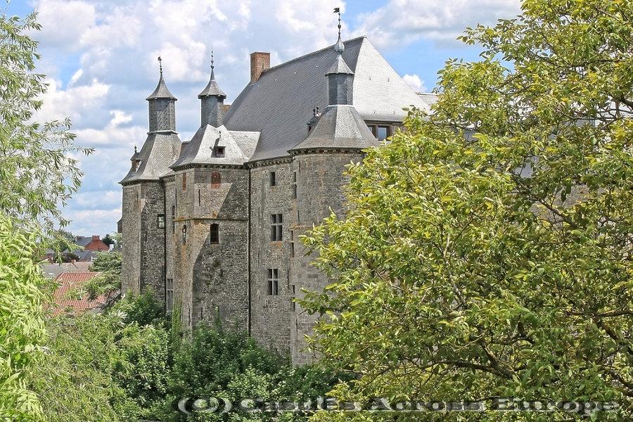 Château de Écaussinnes-Lalaing