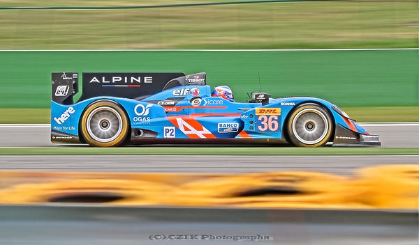 Paul Loup Chatin, LMP2, WEC 2015