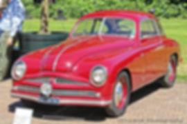 Fiat Stanguellini Berlineta Coupé - 1951