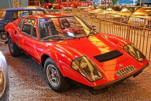 Ligier JS2 - 1974