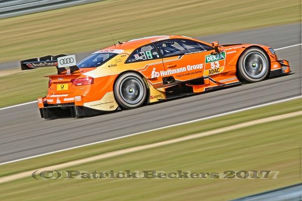 Jamie Green, Audi DTM, Nürburgring