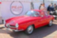 Alfa Romeo Giulietta Sprint Speciale - 1961