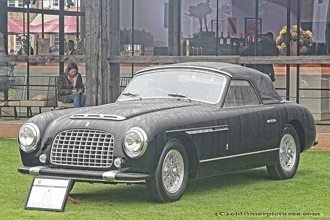 Ferrari 166 Inter Stabilimenti Farina Cabriolet - 1950