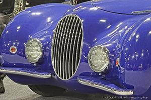 Talbot-Lago T120 Cabriolet par Graber - 1936