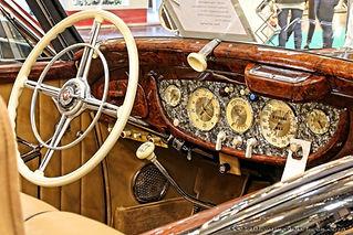 Mercedes-Benz 540K A - 1936