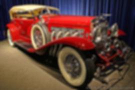 Duesenberg Model SJ Lagrande Phaeton - 1935