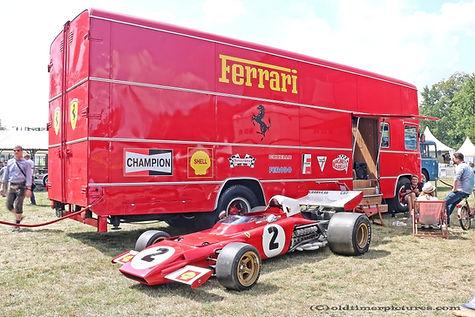 Ferrari 312B2 - 1972