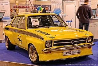 Opel Ascona A - 1973