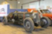Alvis Racing Car