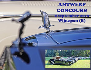 Antwerp Concours 2018