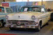 Ford Crestline Victoria Coupé - 1954