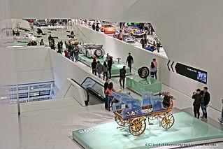Porsche Museum Stuttgart