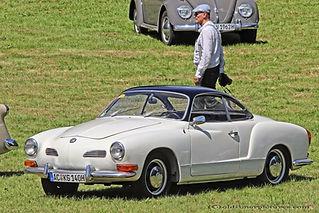 VW Karmann Ghia - 1972