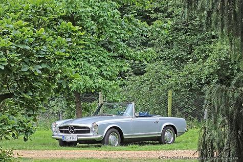 Mercedes-Benz 230SL Cabriolet - 1966
