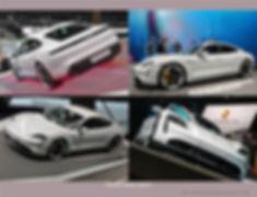 2019-Porsche Taycan Turbo S
