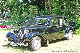 Citroen Traction Avant 7C - 1935