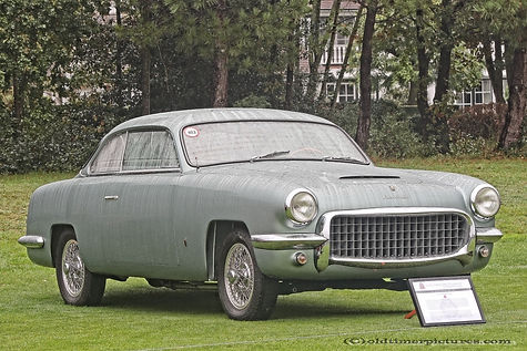 Cisitalia 505 DF by Ghia Corsa - 1953