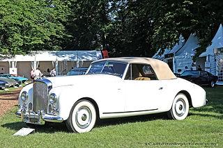 Bentley R-Type Drop Head Coupé by Graber - 1952