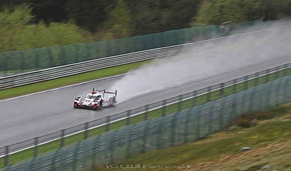 Audi WEC Spa-Francorchamps 2015