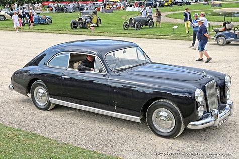 Bentley Mark VI Cresta Facel Metallon - 1948