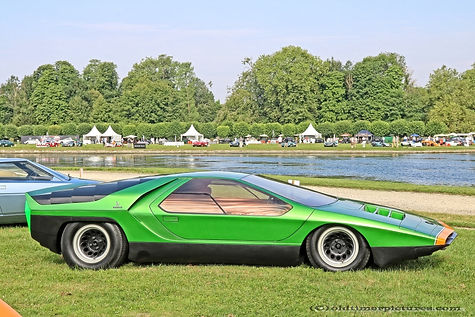 Alfa Romeo Carabo - 1968