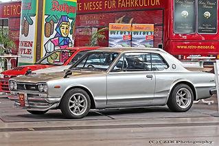 Nissan Skyline 2000 GT - 1971