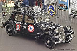 Citroën Traction Avant 11 AL - 1935