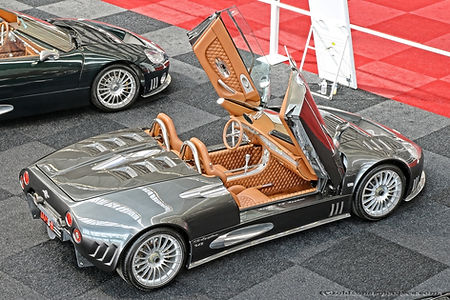 Spyker C8 Spyder 013 - 2006