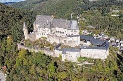 Chateau de Vianden, Luxemburg