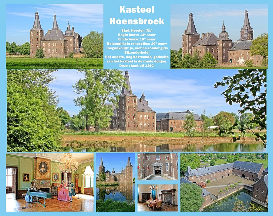 Kasteel Hoensbroek