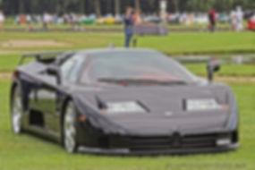 Bugatti EB110 - 1990