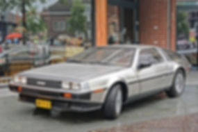 DeLorean DMC-12 - 1982