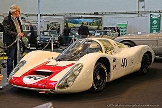 Porsche 907 Langheck Coupé - 1967