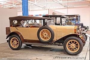 Donnet-Zedel Model 1922 - 1927